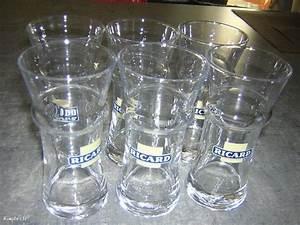 Verre A Ricard : 6 verres ricard ~ Teatrodelosmanantiales.com Idées de Décoration
