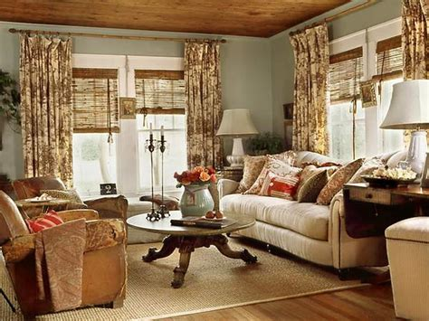 cottage livingroom bloombety cottage style living room decorating ideas