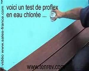Rustine Piscine Sous L Eau : proflex colle piscine sous l 39 eau incroyable youtube ~ Farleysfitness.com Idées de Décoration