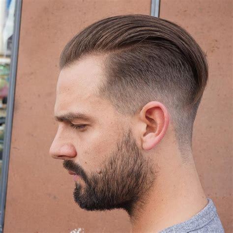 vintage hairstyle men undercut