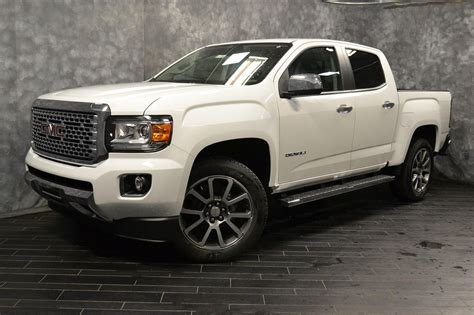 2018 Gmc Canyon Denali Redesign  Car 2018 2019