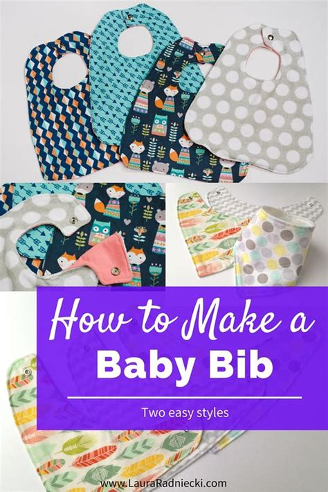 bandana cuisine how to a baby bib a tutorial different types of