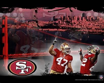 49ers Francisco San Wallpapers Computer 49er Football