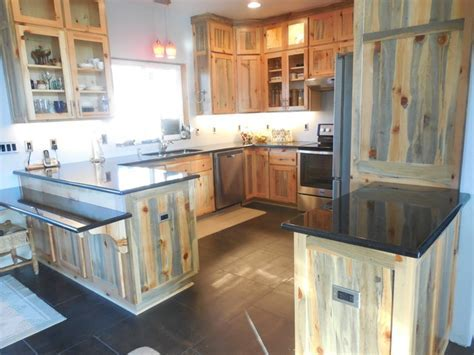 Blue Pine Kitchen   Contemporary   Kitchen   Other   by