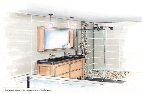 plan chambre salle de bain dressing réalisations conception et décoration d 39 une pièce à
