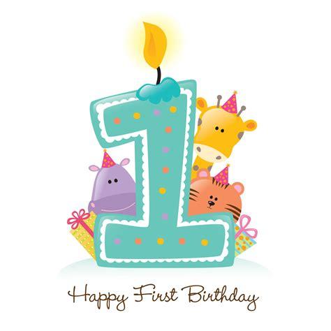 clipart compleanno bambini primo compleanno inviti da stare per la festa happy