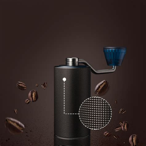 For starters, manual grinders are slower than their electric counterparts and there is something magical about a perfect cup of coffee isn't it? Chestnut C1 Manual Coffee Grinder - Timemore - Touch of Modern