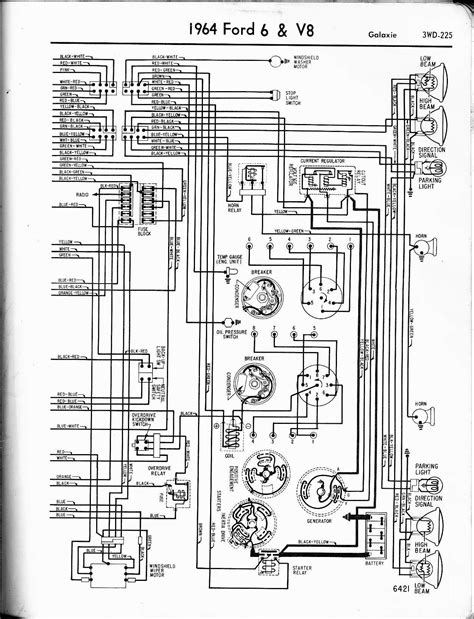 Ford Ranchero Ignition Diagram Wiring