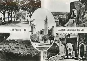 Cpsm France 34  U0026quot Clermont L U0026 39 Herault U0026quot