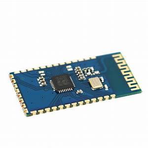 Blue Black 2 4g Wireless Serial Transceiver Slave Module