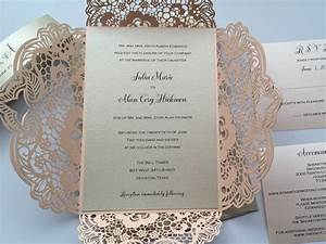 laser cut wedding invitations With laser cut wedding invitations with photo