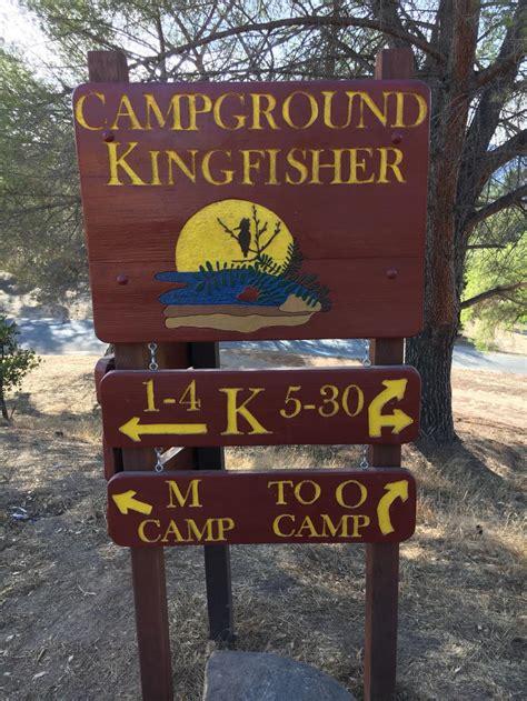 kingfisher campground lake casitas ventura california