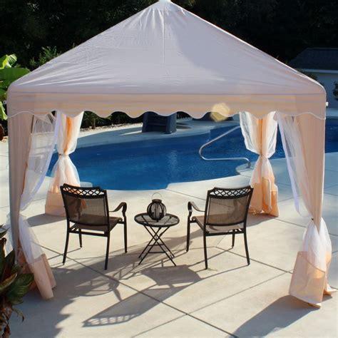 gazebo for cing best 25 gazebo canopy ideas on deck ideas