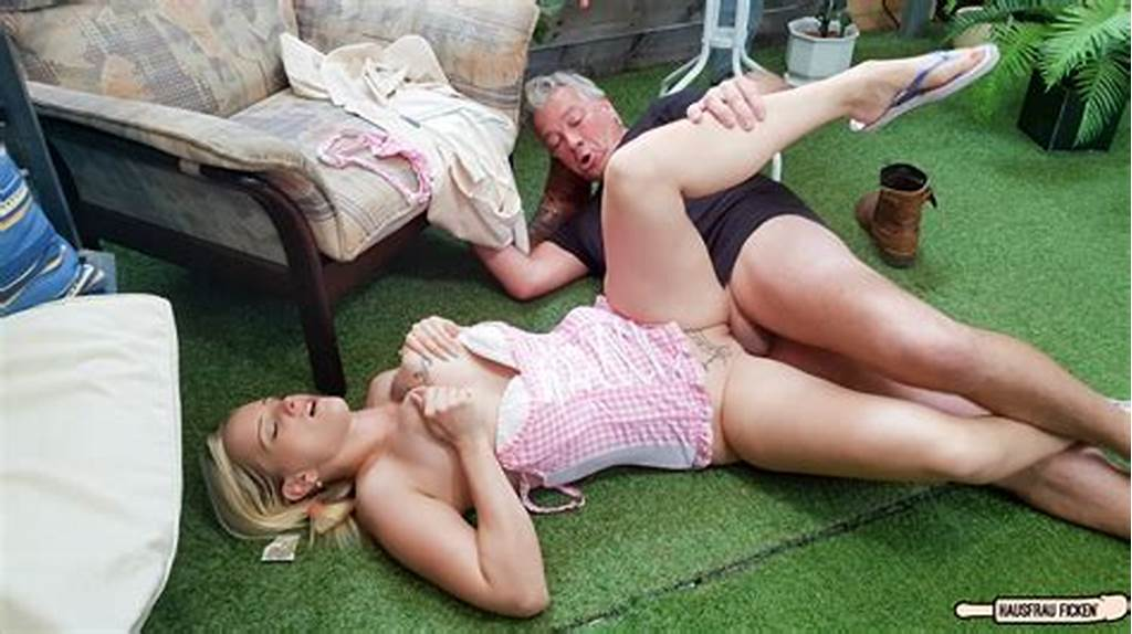 #Blonde #German #Newbie #Cheats #On #Husband #In #Mature #Amateur