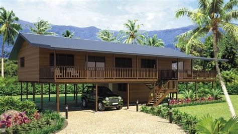 Holiday Living Home Beach Bungalows , Wooden Bungalow With