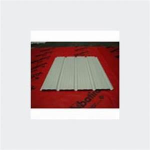 Bac Acier Point P : bac acier nervur pour bardage simple ou double peau ~ Dailycaller-alerts.com Idées de Décoration