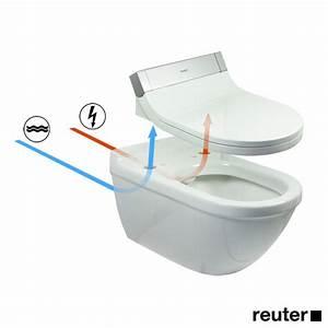 Duravit Happy D : duravit sensowash happy d 2 e by starck shower toilet seat 610300002004300 reuter ~ Orissabook.com Haus und Dekorationen