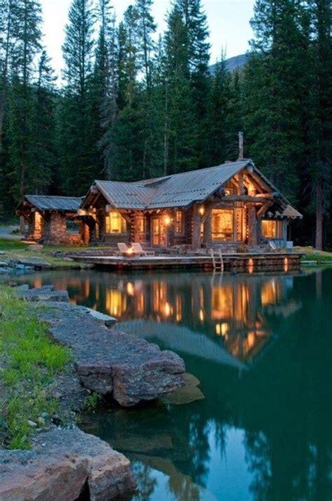 cottage mountain house ideas