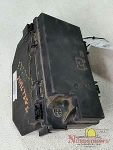 Vw Routan Fuse Box