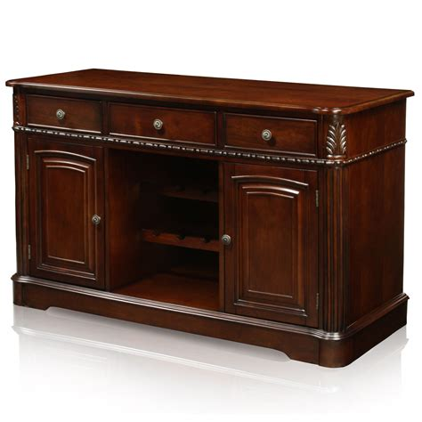 Sideboards Cabinets by Buffet Storage Cabinet Dining Server Sideboard Wood Table