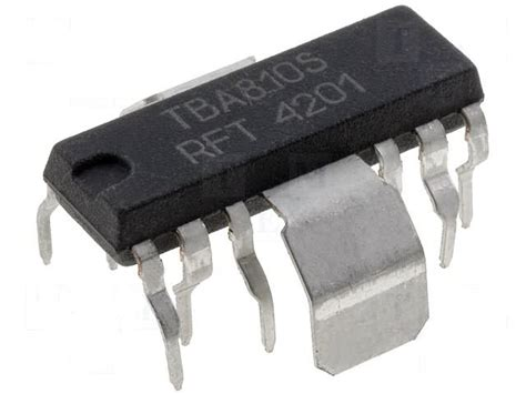 Buy Tbaas Qip Monolithic Power Amplifier The