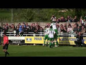 North Ferriby Utd 2-1 AFC Fylde: Goals highlights - YouTube