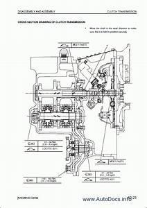 Komatsu Forklift Truck Fg  Fd 10