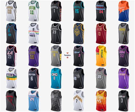 Get the nike nba jerseys in nba fastbreak, throwback, authentic, swingman and many more styles at fansedge today. Nike NBA 2018 City Edition Collection Where to Buy ...