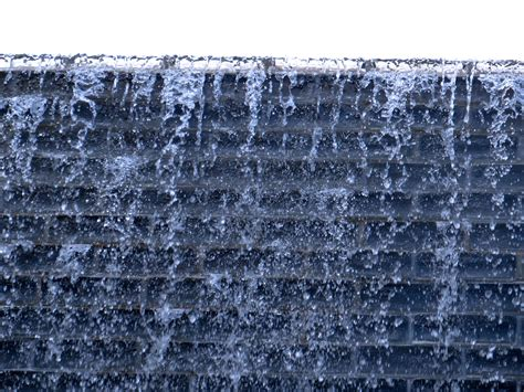 wall water water over the wall free stock photo public domain pictures