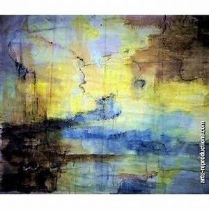 Reproduction Tableau Sur Toile : reproduction tableaux sur toile ly07abstract300 tableau ~ Dailycaller-alerts.com Idées de Décoration