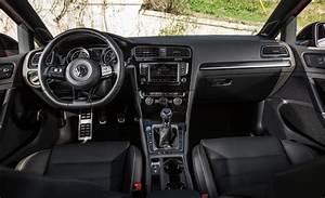 Volkswagen Golf R Manual 2016