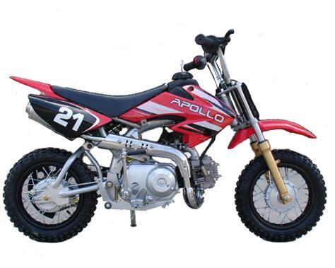 Apollo Vx 70cc Stomper Semi- Automatic Dir / Pit Bike 10