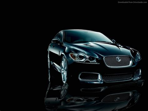 Jaguar Xf 2013 Black Cars Hd Wallpaper