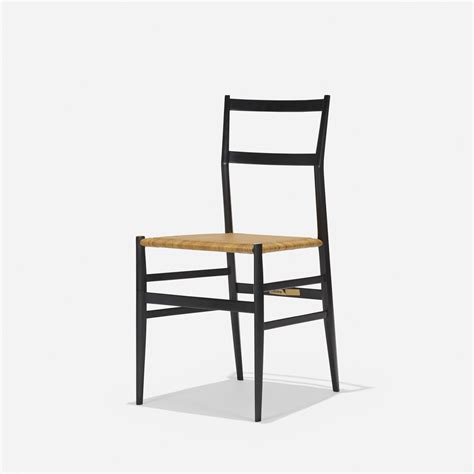 427 gio ponti superleggera chair