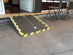 Rampe D Accès Pliable : rampe amovible h agcom accessibilit ~ Nature-et-papiers.com Idées de Décoration