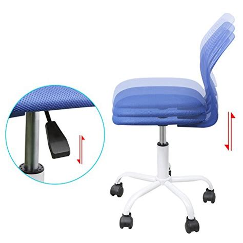 verin de chaise de bureau iwmh chaise pivotante pour jeunes enfant adolescent forme