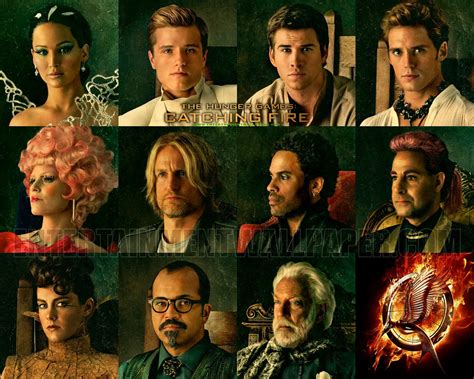 the hunger characters pictures the hunger games catching fire movie review by tiffanyyong com