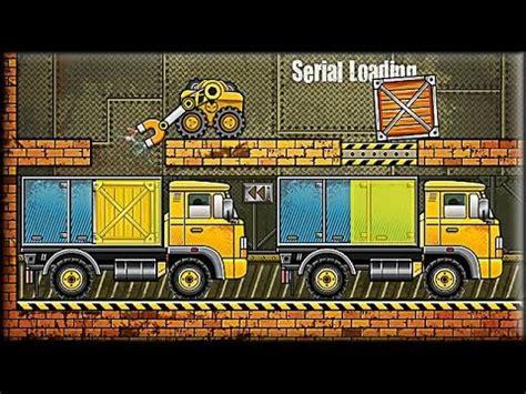 truck loader  game walkthrough full youtube