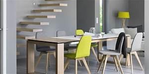 Osez la tendance depareillee avec les chaises mobitec for Salle À manger contemporaineavec chaises de couleur pour salle a manger