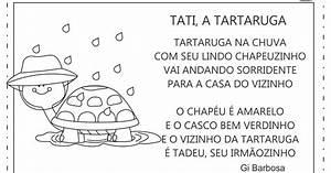 Atividade Letra T Reino Animal Répteis Tartaruga Ideia Criativa Gi Barbosa Educação Infantil