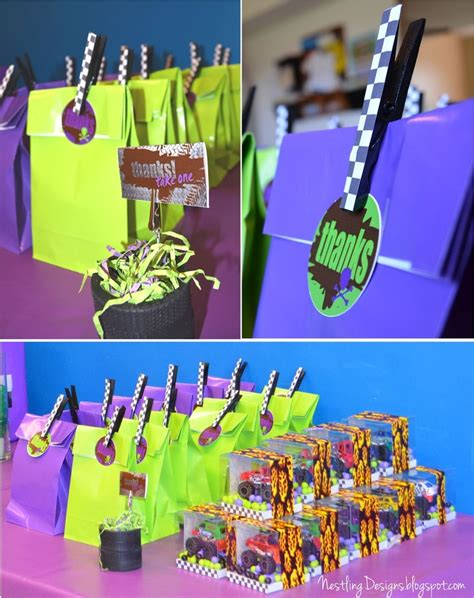 monster truck jam party supplies 17 best images about monster jam party on pinterest