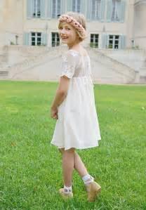 robe de mariã e fille robe demoiselle d 39 honneur bohème enfant pour mariage