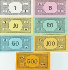 Monopoly money template beepmunk for Monopoly money templates