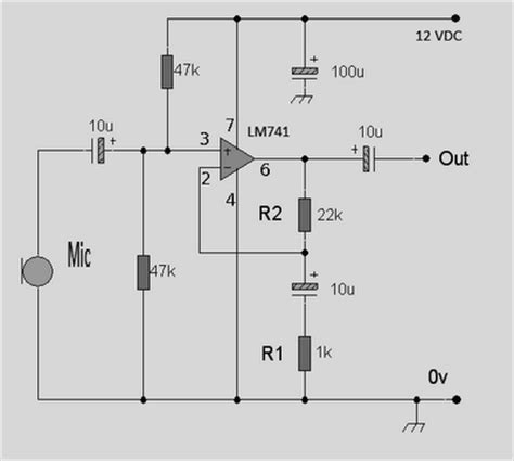 Electronic Schematic Diagram Wiring Circuit