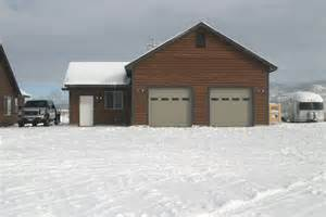 log home floor plans with loft large detached garage with office space and easy access