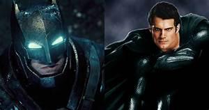 Batman vs Black Superman In Justice League? [WTF] - QuirkyByte