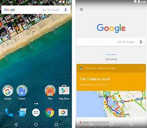 Google Now Launcher search box may get ugly home button