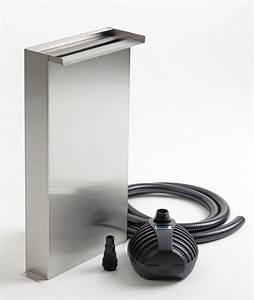 Pumpe Für Wasserspiel : oase waterfall set 30 mit pumpe wasserspiel wasserfall kaskade teich koi 50584 ebay ~ Buech-reservation.com Haus und Dekorationen