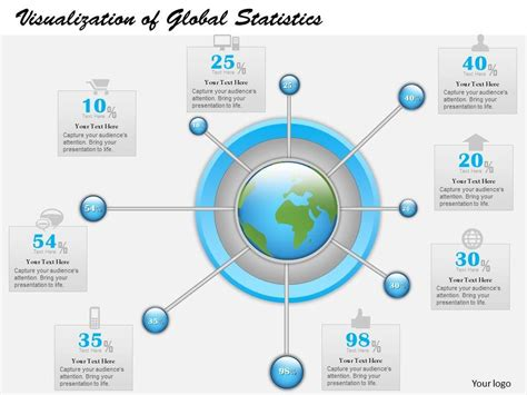 business  diagram visualization  global