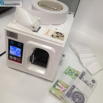 currency banknote strapping bundling machine  mm buy currency binding machine
